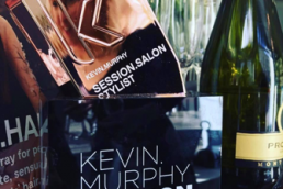 Toffup Session salon kevin Murphy